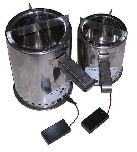Woodgas Camp Stove XL