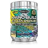 Amino Build Next Gen Energized, Concord Grape, 9.86 oz (280 g) - Muscletech by Muscle Tech
