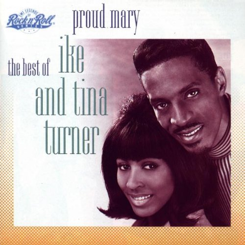 Proud Mary: The Best of Ike & Tina Turner artwork