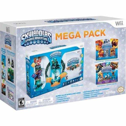 Skylanders: Spyro's Adventure Mega Pack-Nintendo Wii