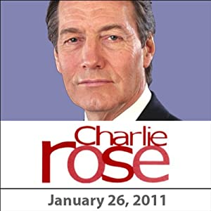 Charlie Rose: Marc Lynch, Emad Shahin, Robert Malley, and Anthony Hopkins, January 26, 2011 Radio/TV Program