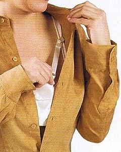 Bra Pocket Travel Safe Hide Valuables Under Clothing !!