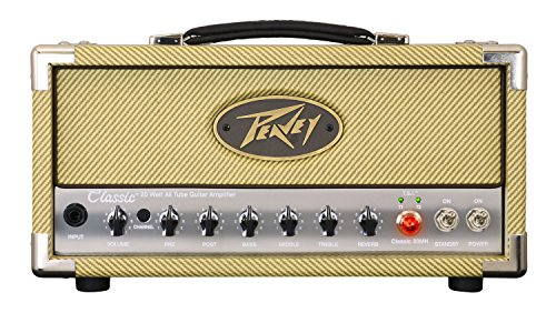 Peavey CLASSIC20MH Classic 20 Mini Head Power Amplifier (Amp Heads compare prices)