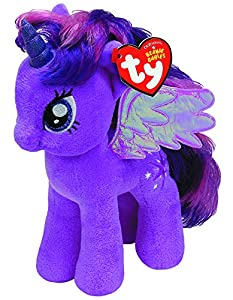 "My Little Pony - Twilight Sparkle 8"" from Ty Beanie Babies"