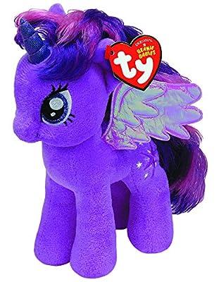 "My Little Pony - Twilight Sparkle 8"" from Ty Beanie Babies"