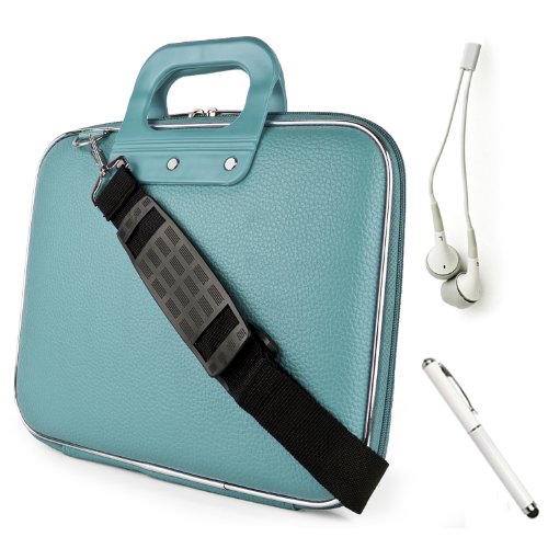 Deals For Sky Blue Cady Executive Lear Hard Cube Carrying Case