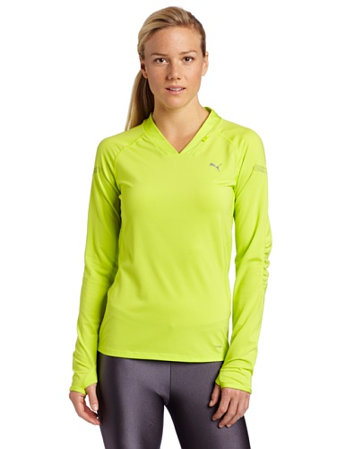 Puma Women's Long Sleeve Tee