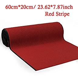 5pcs Home Carpet Non-slip Stair Mats Pads Rugs Staircase Stair Treads 7.9\