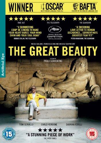 The Great Beauty [DVD] [Edizione: Regno Unito]
