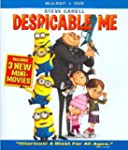 Despicable Me (Blu-ray + DVD + Digita...