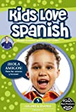echange, troc Kids Love Spanish 5: Colors & Shapes [Import USA Zone 1]
