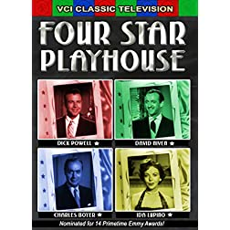 Four Star Playhouse: Classic TV Series Vol 1