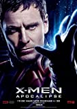 映画 X-MEN:アポカリプス ポスター 42x30cm X-MEN:APOCALYPSE XMEN ジェニファー ローレンス ジェームズ マカヴォイ マイケル ファスベンダー ニコラス ホルト [並行輸入品]