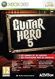 echange, troc Guitar Hero 5 - Jeu seul