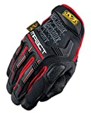 2014 Mechanix Wear M-Pact Gloves - Black/Red - Small (8)