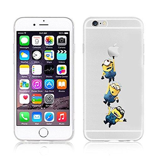 disney-princess-trasparente-in-poliuretano-termoplastico-per-iphone-cover-per-apple-iphone-5-5s-5c-6