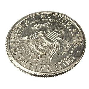 Coco*Store Magic Close-Up Street Trick Bite Coin