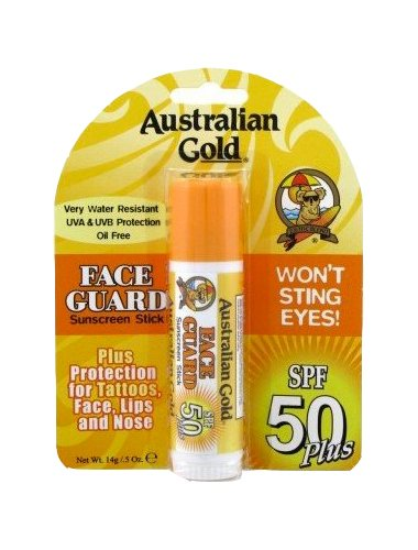 Australian Gold Face Guard SPF 50 plus Sunscreen Stick