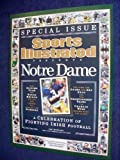 Notre Dame Football Tribute Joe Montana Sports Illustrated SI POSTER at Amazon.com