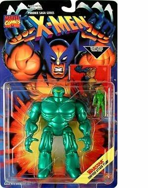X-Men Phoenix Saga > Warstar Action Figure - 1