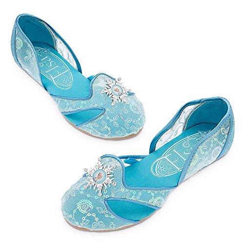 Disney Frozen Elsa Deluxe Costume Shoes