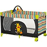 Disney Baby Pooh Tidy Time Dream n Play Go Travel Cot