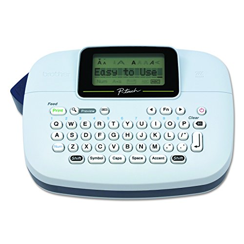 브라더 P-touch 핸디 라벨기 Brother P-touch Handy Label Maker,Labeler