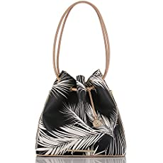 Trina Shoulder Bag<br>Black Palm