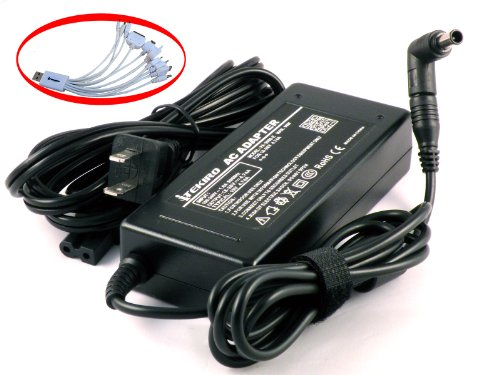 Click to buy iTEKIRO Laptop AC Power Adapter Notebook Charger for Sony Vaio PCG-GRX501 PCG-GRX51/BP PCG-GRX510 PCG-GRX510K PCG-GRX510P + iTEKIRO 10-in-1 USB Charging Cable - From only $18.99