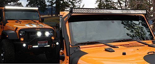 Led light bar expert can be used for vehicles 4x4 suv jeep truck tractor rhinos and other multipurpose vehicles such as excavator forklift and golf cart others indoor aloadofball Gallery