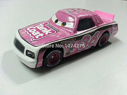 Pixar Cars No.36 Tank Coat Metal Diecast Toy Cars (Pixar Cars Color Shifters compare prices)