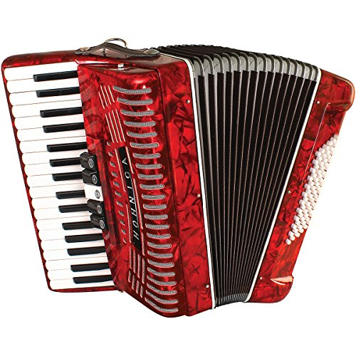 Hohner Accordions 1305-RED