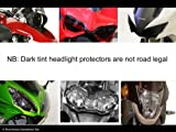 HONDA CBR1100XX BLACKBIRD/LIGHT TINT - Headlight Protectors