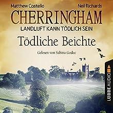 Tödliche Beichte (Cherringham - Landluft kann tödlich sein 10) Hörbuch von Matthew Costello, Neil Richards Gesprochen von: Sabina Godec