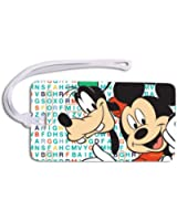 Mickey Backpack ID Tag (11021A)