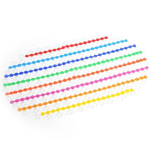 Tapis Anti-glissant en PVC pour la Douche