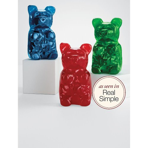 giant gummy bear - red