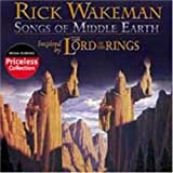 Rick Wakeman Songs of Middle Earth: A Tribute to The Lord of the Rings