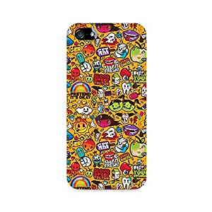 Ebby Keep It Fresh Premium Printed Case For Apple iPhone 4/4s