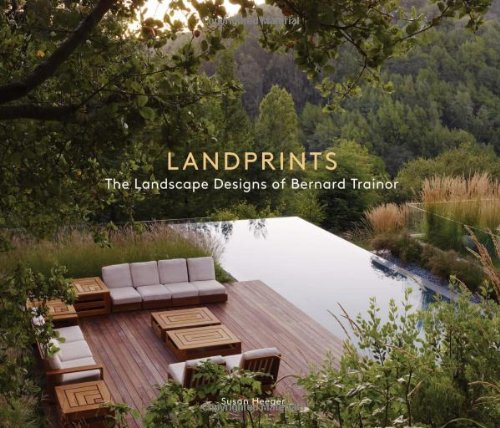 Landprints the Garden Designs of Bernard Trainor /Anglais