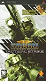 SOCOM - U.S. Navy Seals - Tactical Strike And Headset - PSP