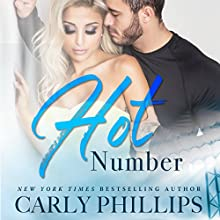 Hot Number: Hot Zone, Book 2 Audiobook by Carly Phillips Narrated by Sophie Eastlake