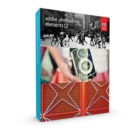 Adobe Photoshop Elements 12 [OLD VERSION]