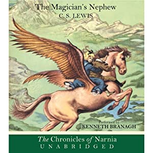 The Magician's Nephew: The Chronicles of Narnia | [C.S. Lewis]