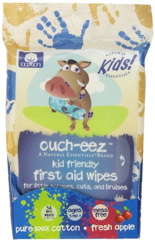 Natural Essentials Ouch-eez, 32-Count