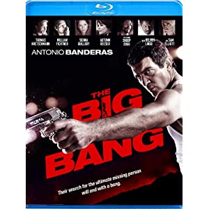 The Big Bang Blu-ray