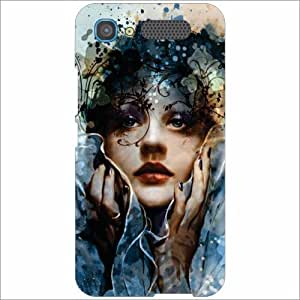Intex Aqua Y2 Pro Back Cover - Silicon Dazzling Designer Cases
