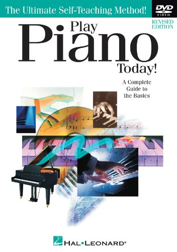 Play Piano Today: Play Piano Today [DVD] [Import]