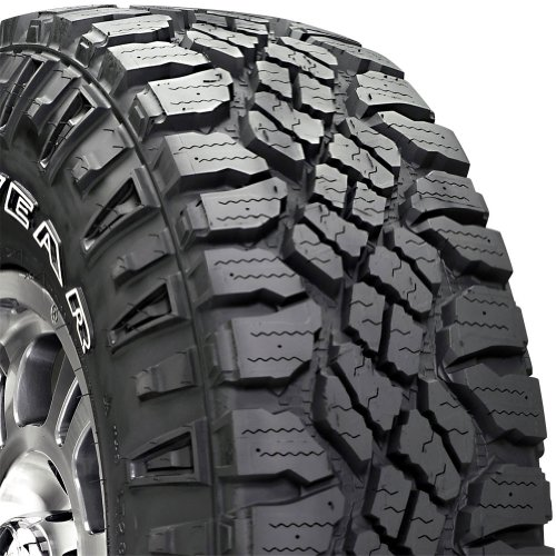 Goodyear Wrangler DuraTrac Traction Radial Tire - 265/75R16 123Q (Goodyear Mud Tires compare prices)