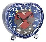 TFA Bear Hug Heart Alarm Clock